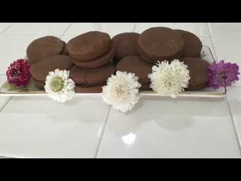 How to make Oreo Cookies at home