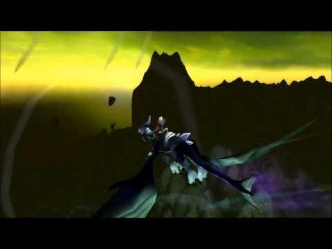 World Of Warcraft Mounts - onyx netherwing drake [HD]