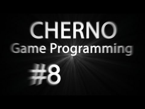 Game Programming - Episode 8 - The Screen Class