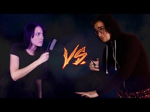 Erin vs Tim   THE MAKEOVER