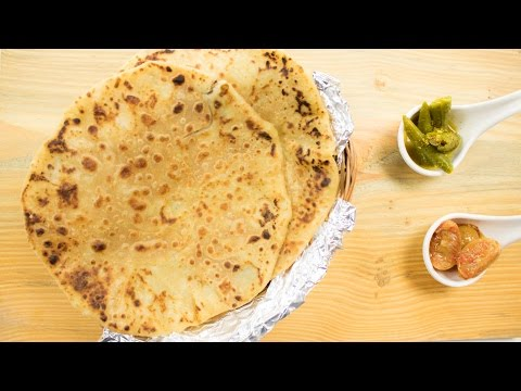 Aloo Parathas Recipe in Hindi / आलू के पराठे - Most Simple, Easy & Best, Amazing Alu Flavour
