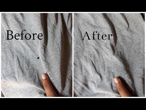 DIY How to Repair Holes In Clothes Without Stitching In 1 Min