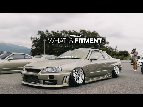 The Basics of Wheel Fitment