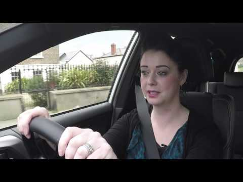 Jacinta shares her experience of driving a Toyota Hybrid