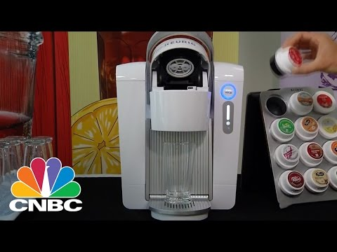 Keurig Unveils $300 Drink Machine That's Kold As Ice | CNBC
