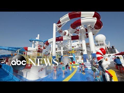 New mega-ship's wow factors light up Carnival Horizon