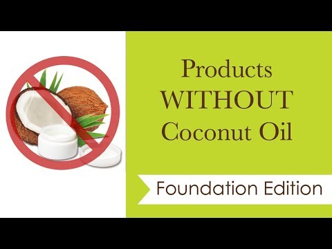 FOUNDATIONS FREE OF COCONUT OIL | Integrity Botanicals
