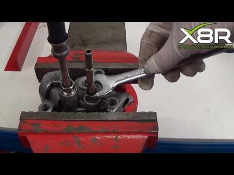 Land Rover Discovery Defender TD5 Fuel Pressure Regulator Repair Fix Kit Install Instructions