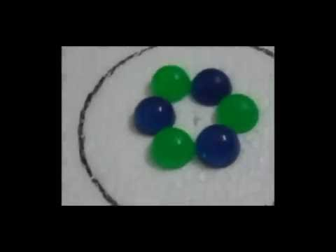 how to create a model of atom ( Lithium ).