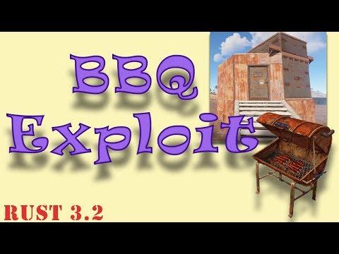 Barbeque Exploit I Secret Room I Solo Base Design I Rust Build 3.2