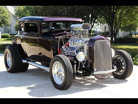 1931 Ford Model A Street Rod For Sale