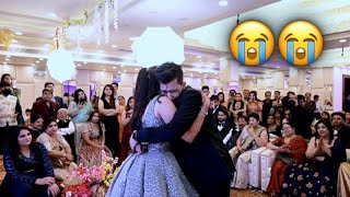 Brides emotional dance for her family made everyone cry😭-Aanya and Sourav❤️