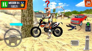 Coast Guard Beach Rescue Team #8 Offroad Bike! Car Games Android gameplay