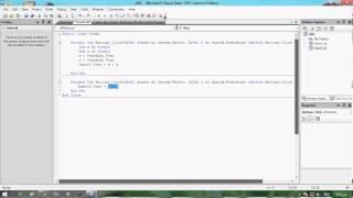 #x202b;طريقة عمل برنامج اله حاسبة على الفيجوال بيسك و عمل له كلمة سر او سريال#x202c;lrm;
