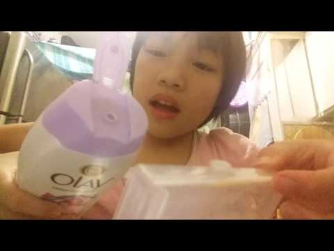 making slime with olay body wash olny 2 ingredient