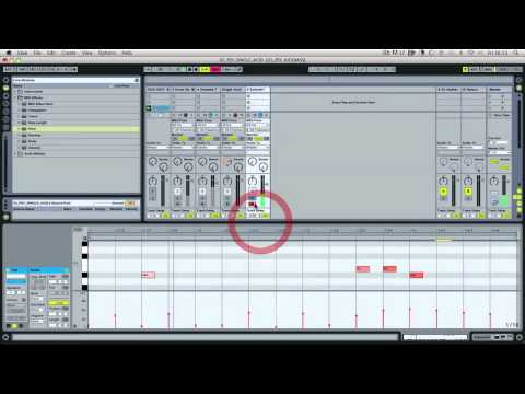 Ableton Tutorial - How To Make Psy Trance / Goa Trance - Fast Acid Lead Sound using Sylenth1