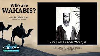 Who are wahabis ? - IslamSearch.org
