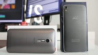 Asus ZenFone 2 vs. Alcatel OneTouch Idol 3!