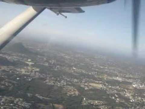 Tiara Air flight 105 Aruba - Curacao