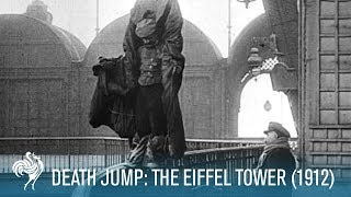 Death Jump - Eiffel Tower  (1912)