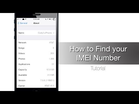 How to find your iPhone IMEI number - iPhone Hacks