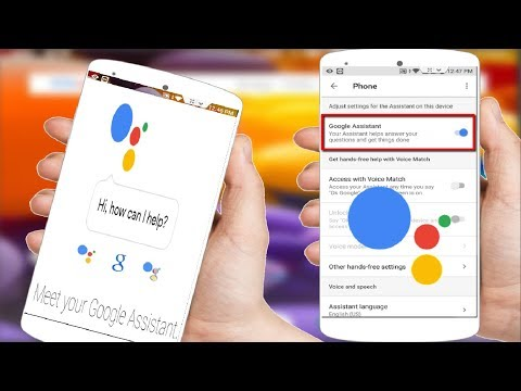 How to Enable or Disable Google Assistance in Android 2018