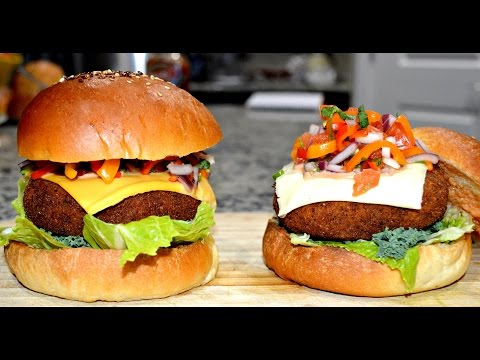 How To Make Veg Cheese Burger |  Indian Style Veg Aloo Tikki Burger | Veg Cheese Burger Recipe
