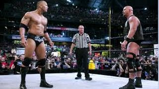 Wrestlemania 19:The Rock vs Stone Cold III