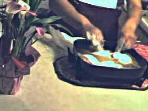 HOW TO FRY CORNISH HEN