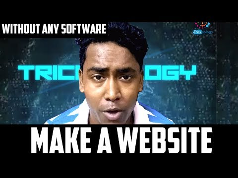 How To Make A Website Without Any Third Party Software on Your Computer | Just Using IIS I