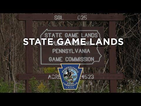 state game lands film trailer