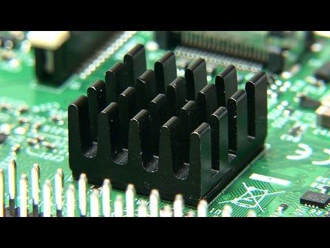 Raspberry Pi 3: CPU Temperature Tests & Heatsink