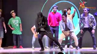 The Wild Ripperz Crew | Malhari | Utsav '17 by Impetus-The Studio