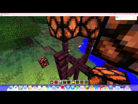 How to make Redstone lamp only turn on at night