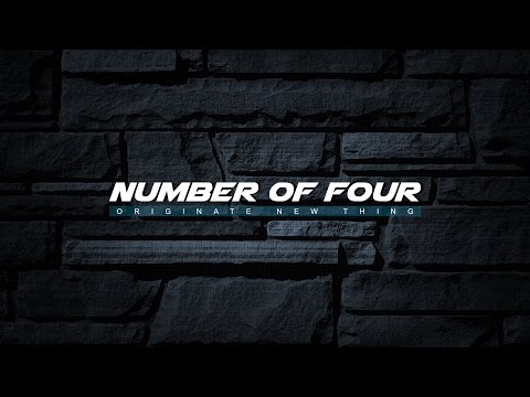 NUMBER OF FOUR