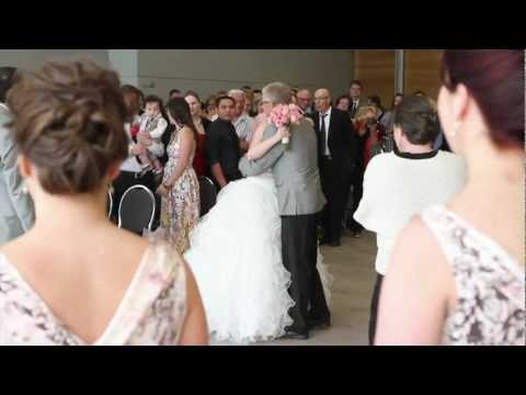 Mark and Chelsey's Wedding in Regina Saskatchewan by Stick Productions.