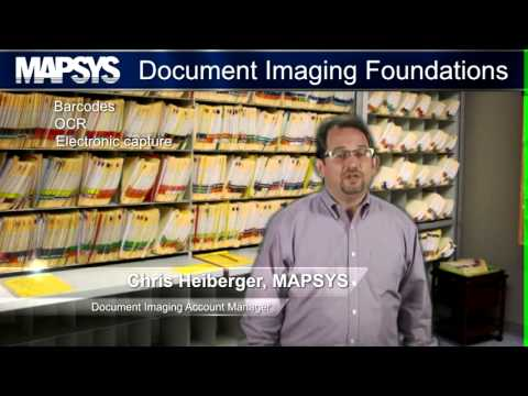 MAPSYS Tech Minute - Document Imaging Foundations