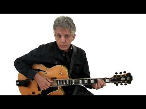 Jazz Harmony Guitar Lesson - Minor Two Fives & More - Frank Potenza