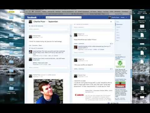 The New Facebook Profiles: A Quick Tour