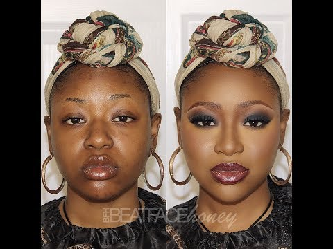 Quick Transformation: Makeup For Brown Skin