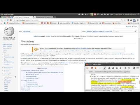 Carrellata sui file system per Linux (tema suggerito)