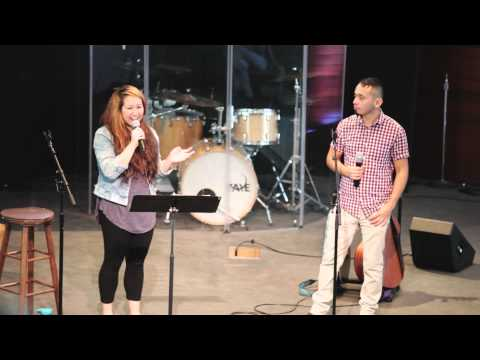 Worship Central Vocal Training - Stage Presence