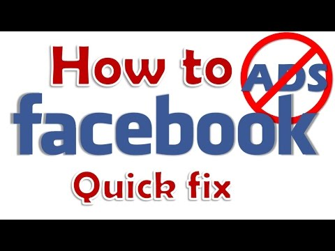 How to block annoying ads on facebook | SocialMediaHack#2