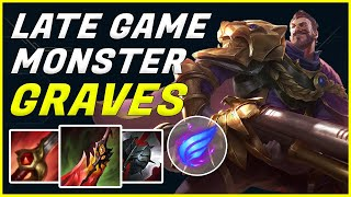 OUR HARDEST CLASH GAME!? | Graves Jungle Gameplay | League of Legends