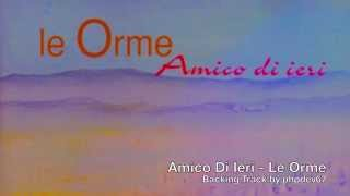 Amico di Ieri - Le Orme [Instrumental Cover by phpdev67]