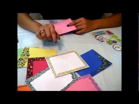 DIY: How to Make Envelope or Envelopes/ handmade envelopes