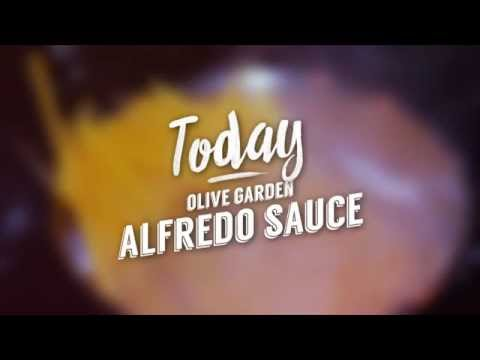 Olive Garden  Fettuccine Alfredo Sauce