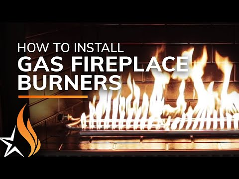 How to Install an H-Burner and Fire Glass in Your Fireplace - By Starfire Direct