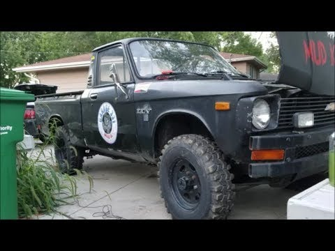 The Disappointing End to the Chevy Luv Story - Farewell