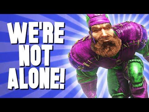 WE'RE NOT ALONE! - Ark Survival Evolved (Modded)